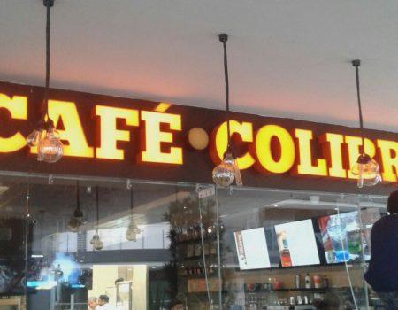 CAFÉ COLIBRI