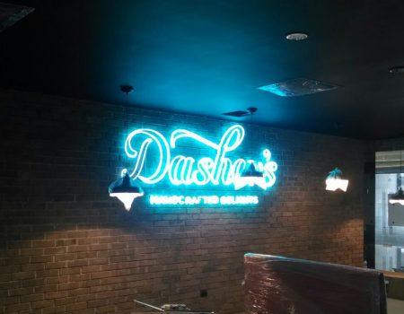 DASHER'S