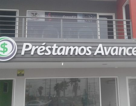PRÉSTAMOS AVANCE